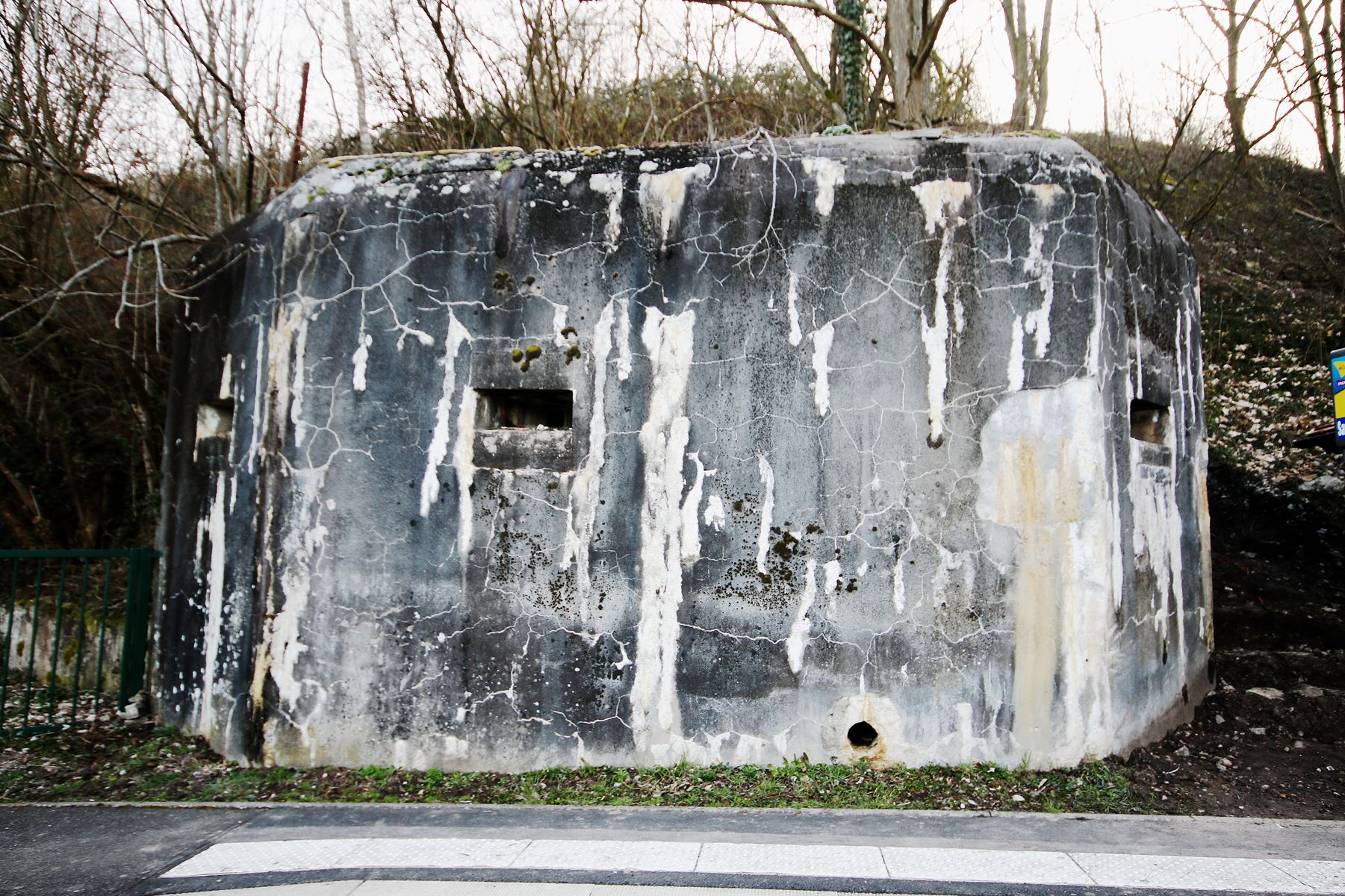 Blockhaus de digue de Wittring