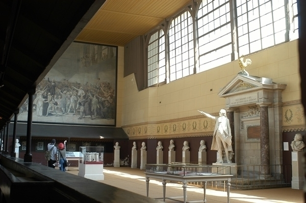 La Révolution et la salle du Jeu de Paume