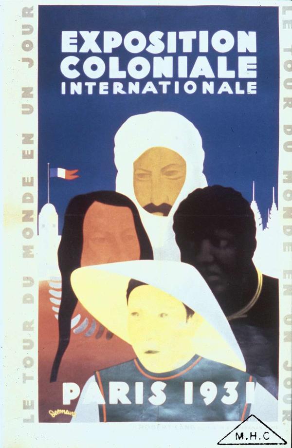 Un œil ouvert sur l exposition coloniale de 1931