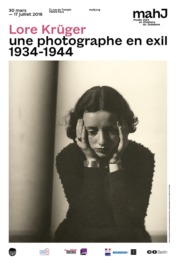 Lore Krüger, une photographe en exil 1934-1944