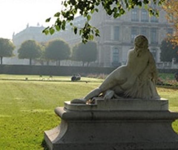 Visite historique du jardin des Tuileries