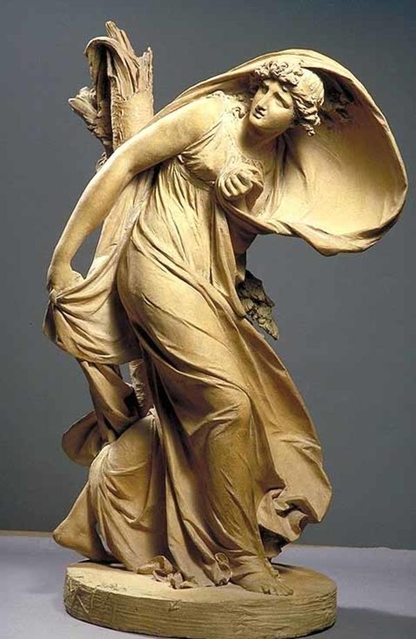 Sculptures françaises des 18e et 19e siècle