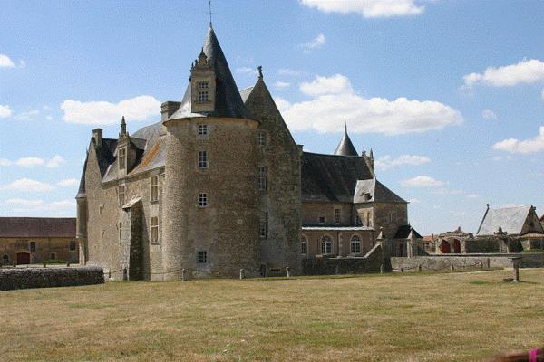Chateau Saveilles
