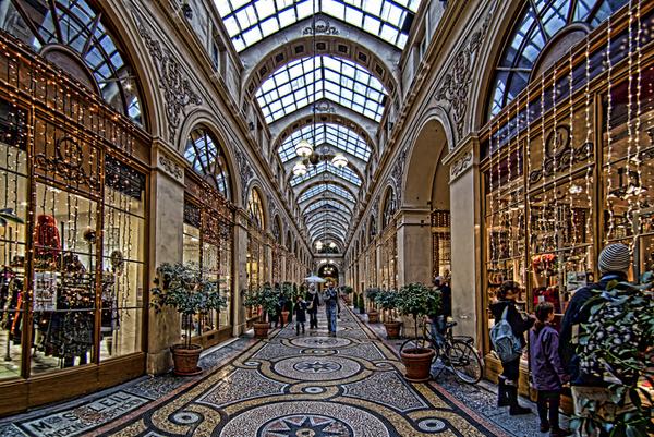 Les passages couverts parisiens s ances tarifs et for Visite autour de paris