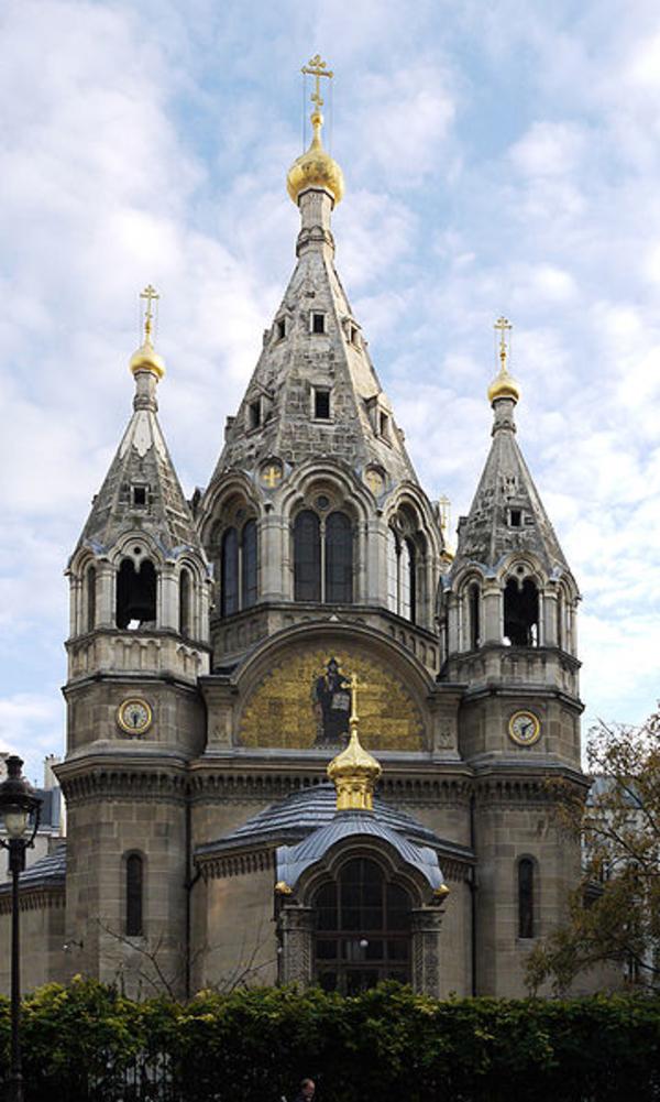 La Cathédrale Saint-Alexandre Nevsky