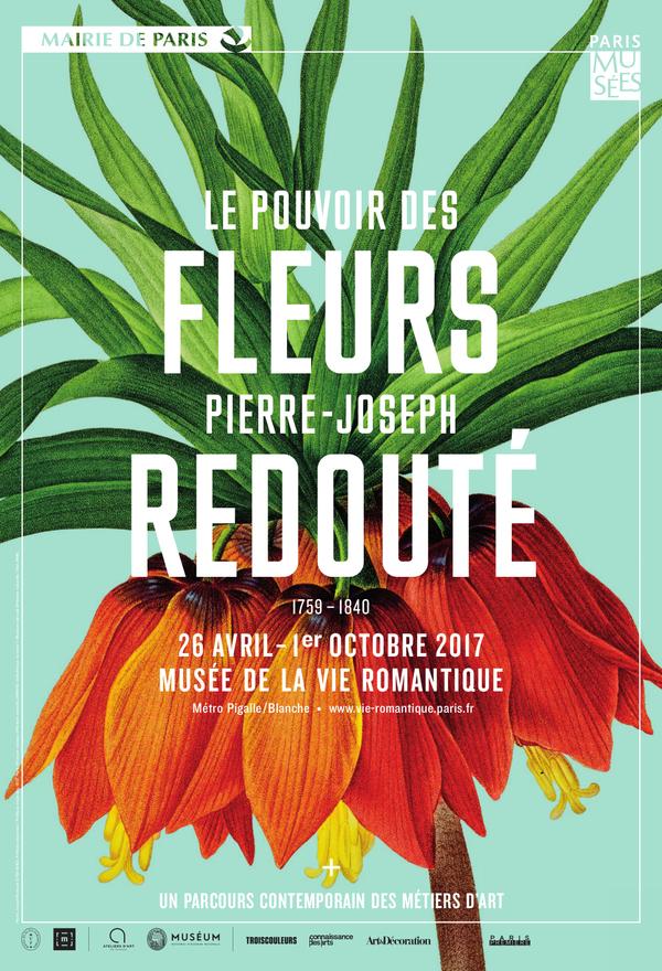 Le pouvoir des fleurs, Pierre-Joseph Redouté