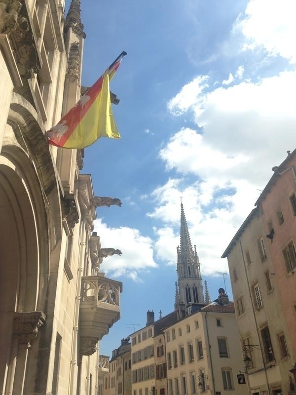 Découverte du centre historique de Nancy