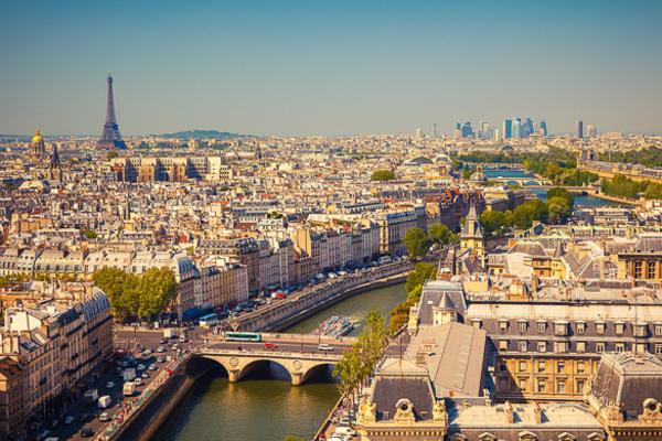 Tout Paris à vélo électrique