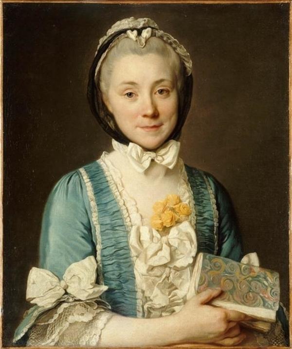 Peinture française du XVIIIe siècle