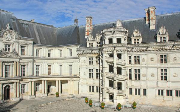 Le Château Royal de Blois