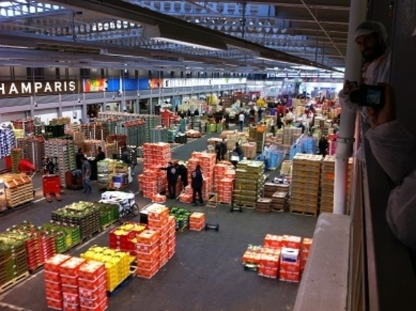 Marché International de Rungis