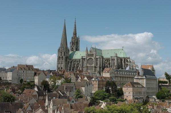 Cathédrale Notre-Dame de Chartres