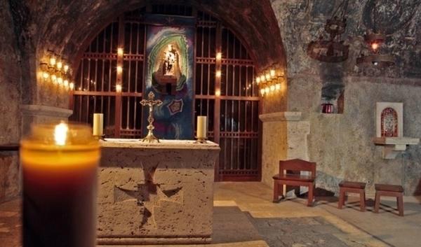 Crypte de la Cathédrale Notre-Dame de Chartres