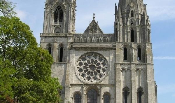 Les tours de la Cathédrale Notre-Dame de Chartres