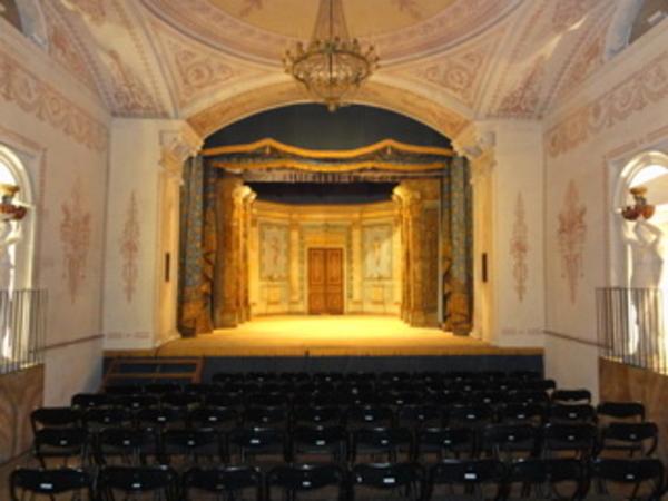 Le théâtre du Château de Valençay
