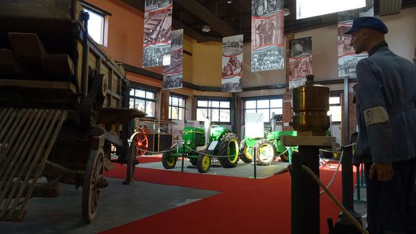 Musée du patrimoine industriel de Vierzon