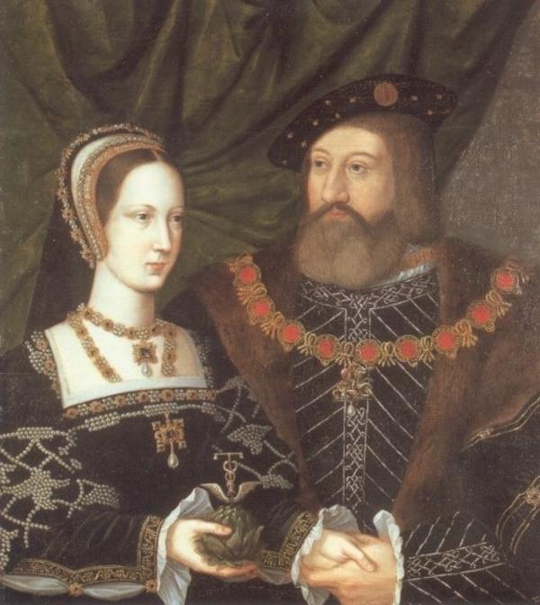 FINI -> Les Tudors