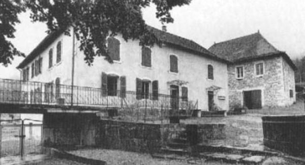 Maison d'Izieu, mémorial des enfants juifs exterminés