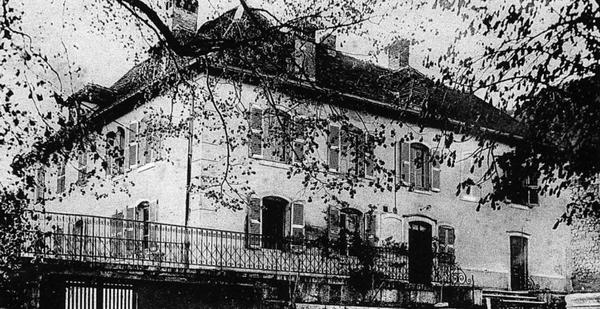 Maison d'Izieu, mémorial des enfants juifs exterminés (famille)