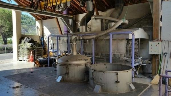 La Distillerie Bleu Provence