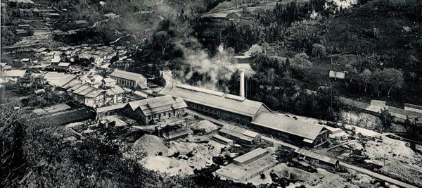 Houille blanche et industrie en Vanoise