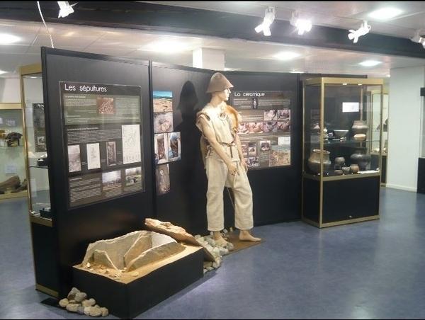 Musée de Préhistoire et Géologie de Sciez