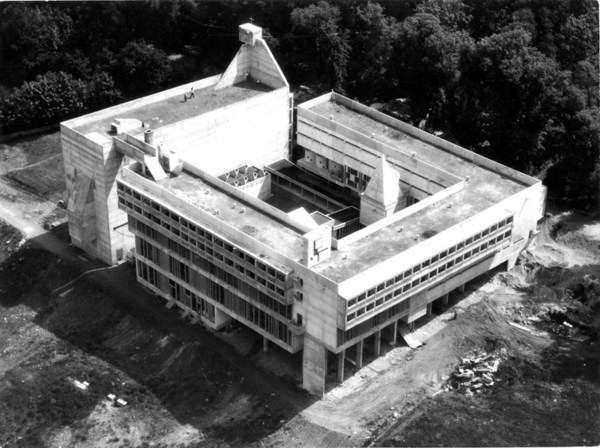 Couvent Sainte-Marie de La Tourette - Le Corbusier