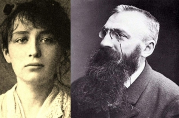 Camille Claudel et Auguste Rodin à travers les collections