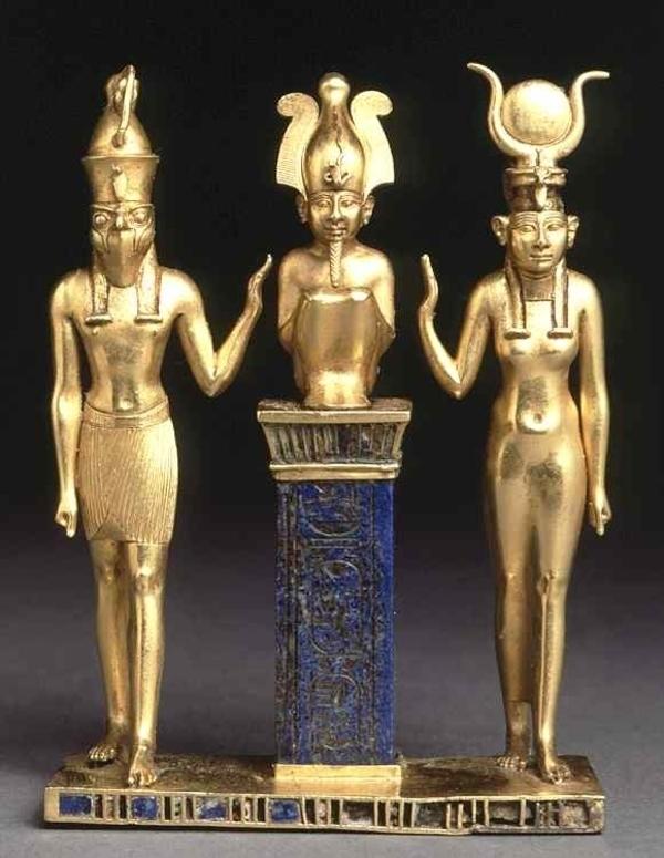 L'Egypte au Louvre : voyage au temps des Pharaons ...