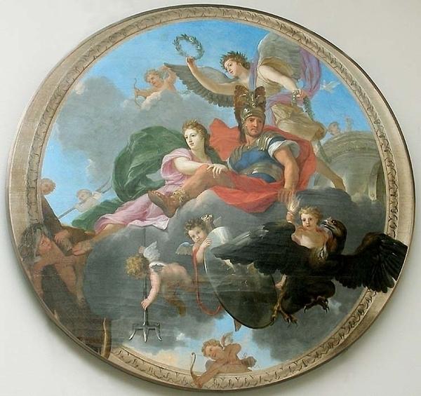 Peintures françaises (XVIIe siècle)