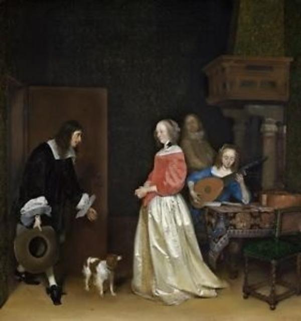 La Fabrique de la Société. La mode vestimentaire aux Pays-Bas en régime républicain (1650-1680)