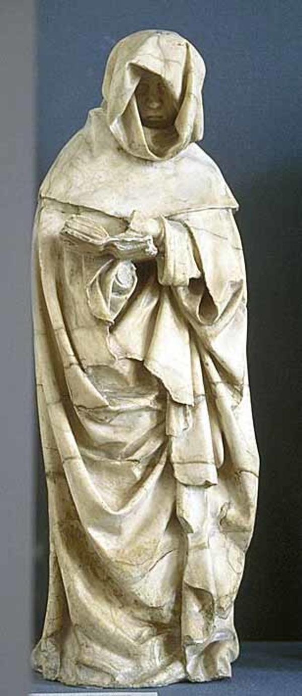 Les pleurants du tombeau de Jean de France, duc de Berry