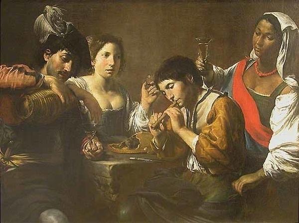 Valentin de Boulogne, un peintre français ?