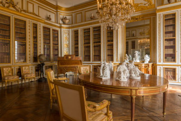 Versailles côté privé