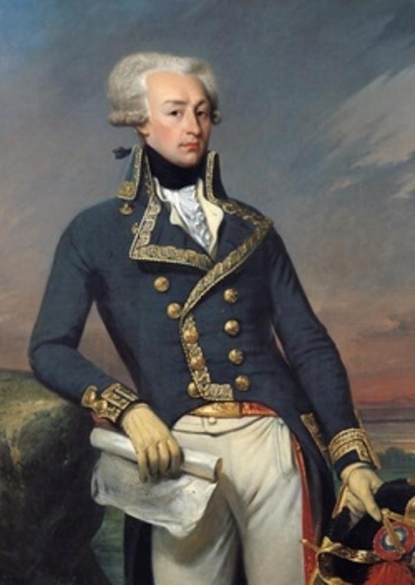 Lafayette et la Révolution Française