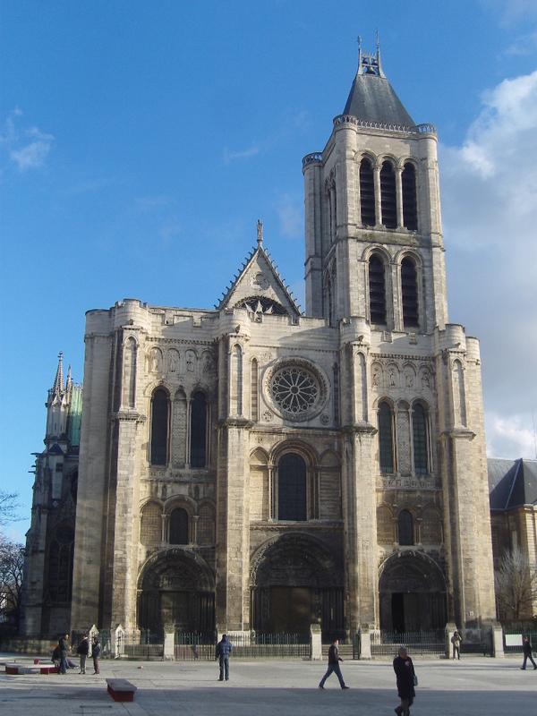 La Basilique Cathédrale de Saint-Denis sous Saint-Louis