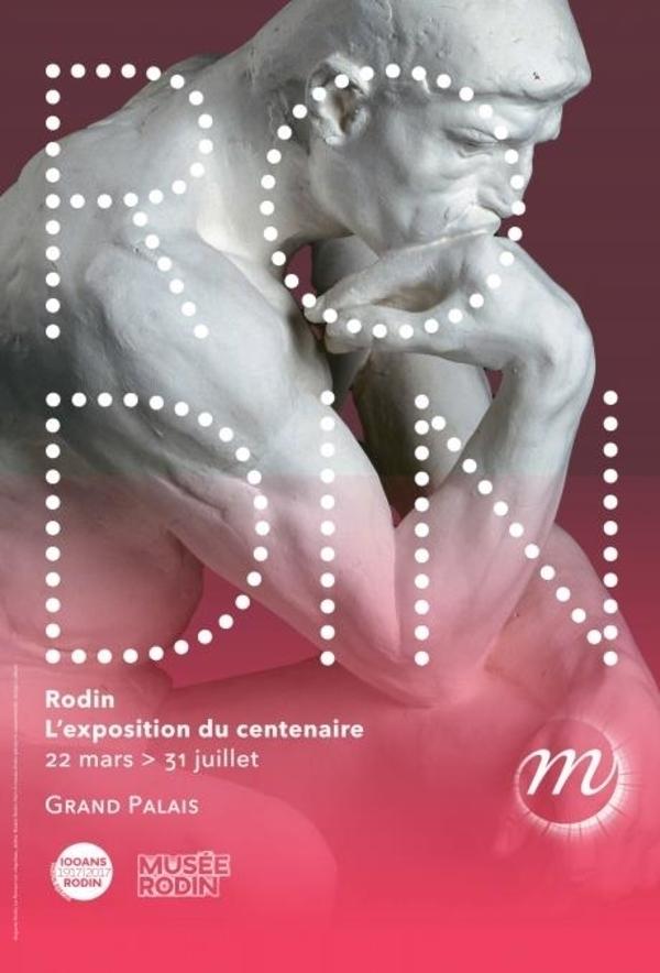 Centenaire Rodin aux galeries nationales du Grand Palais