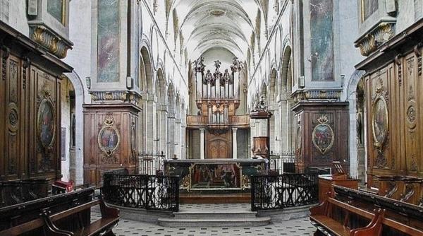 Abbaye Saint-Martin de Mondaye