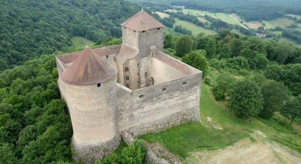 Belvédère du Château des Allymes