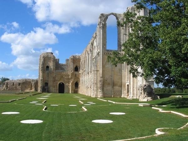 Abbaye Saint-Pierre de Maillezais