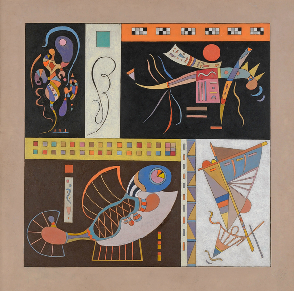 La Passion de l'art, Galerie Jeanne Bucher Jaeger, depuis 1925