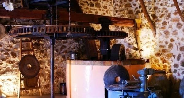 Vieux Moulin à Huile du Partégal