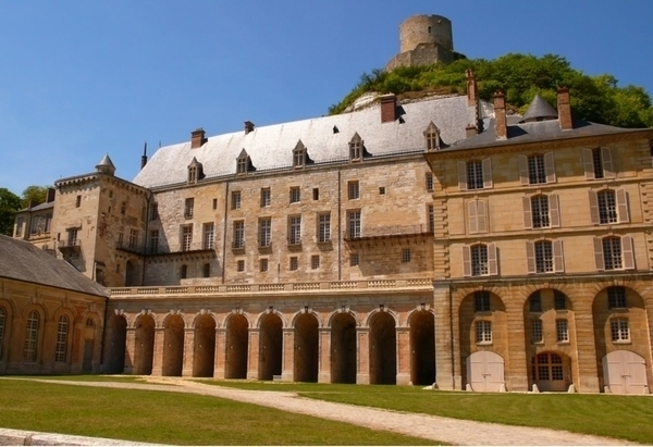 Château de la Roche-Guyon