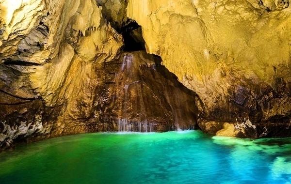 Rivière souterraine de Labouiche