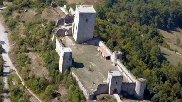 Château de Puivert et Musée du Quercorb