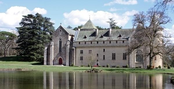Abbaye fortifiée de Loc-Dieu