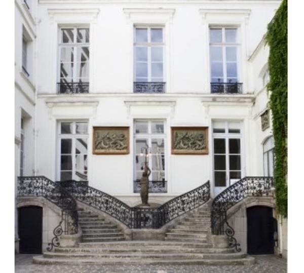 A la découverte des artistes contemporains dans les galeries d'Art du Marais