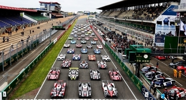 Les coulisses des 24 heures du Mans