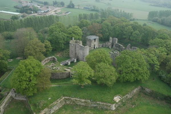 Le Château du Ranrouët, à travers les siècles