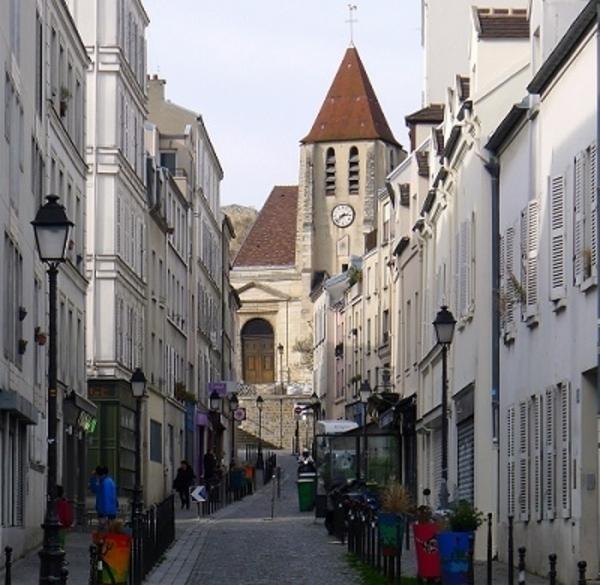 Vieux village de Charonne